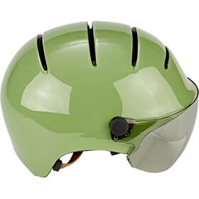 Kask Lifestyle Cykelhjelm inkl. visir, green